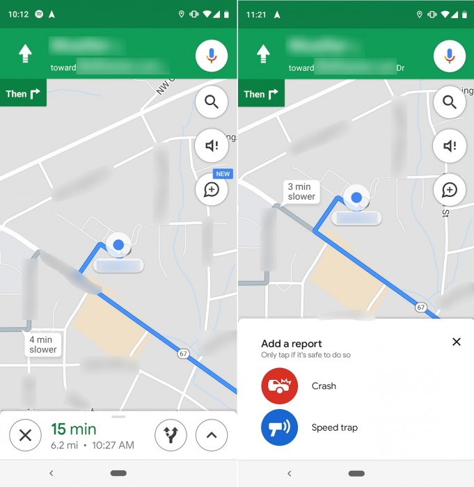 Brace Yourselves For The Much-Awaited Google Map'sSpeed Trap Feature