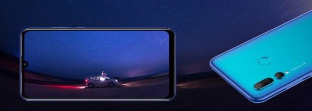 Huawei P smart+ 2019 debuts with ultra-wide camera, Kirin 710 SoC Launched - Gadget Media