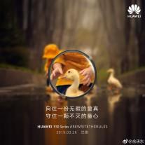 P30 de Huawei posters