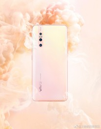 More vivo X27 renders