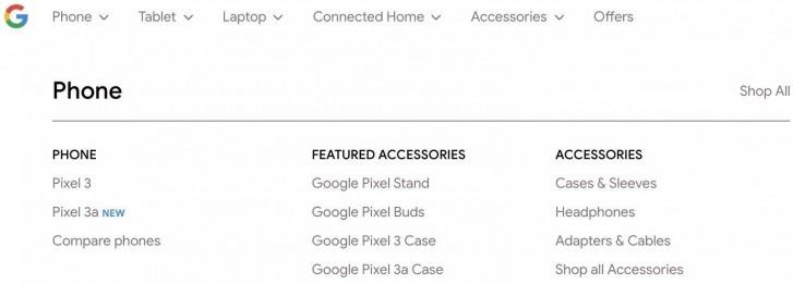 Google confirma o lançamento do Pixel 3a, em meados de 2019 1