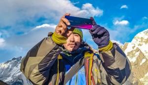 Oppo F11 Pro no Himalaia
