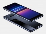 Sony Xperia 20 renders by OnLeaks
