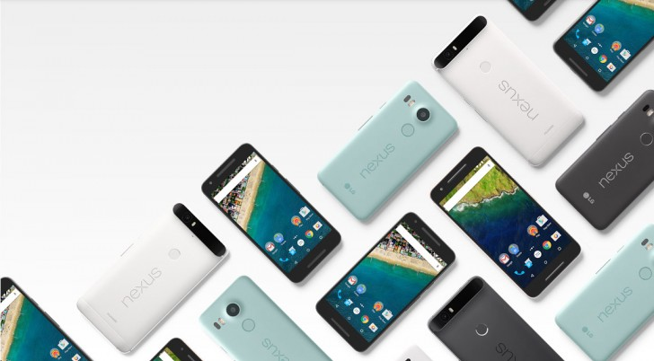 Google announces the LG Nexus 5X and the Huawei Nexus 6P!