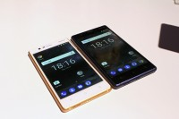 Nokia 3 in Copper White, Silver White, Matte Black and Tempered Blue - Nokia at MWC 2017