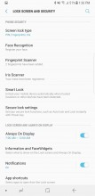 Samsung Galaxy Note8 review: User interface: The essentials
