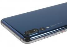 Camera bumps - Huawei P20 Pro review
