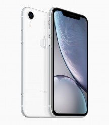 White - iPhone XR review