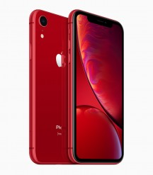 Product RED - iPhone XR review