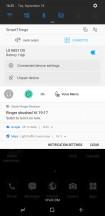 Annoying UI elements - LG TONE Platinum SE review