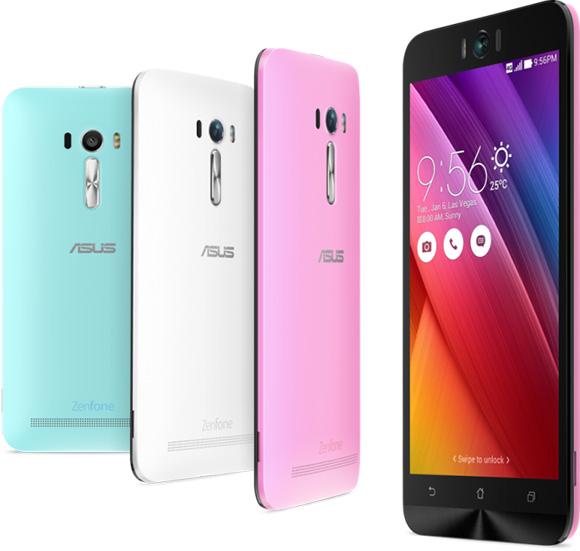 Asus apresenta o Zenfone Selfie 1