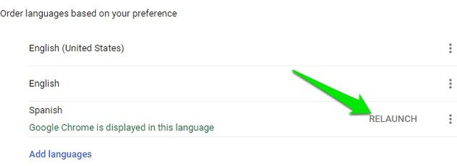 How To Change Language in Google Chrome for Desktop and