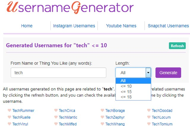 5 Best YouTube Channel Name Generators To Get YouTube