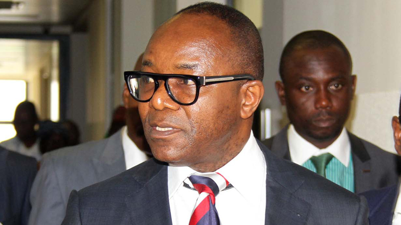 The Minister of State for Petroleum Resources, Dr. Emmanuel Ibe Kachikwu PHOTO: Ladidi Lucy Elukpo