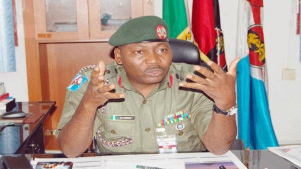 Col. Sani Usman