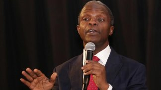Image result for Osinbajo assures Entrepreneurs of Govt Support