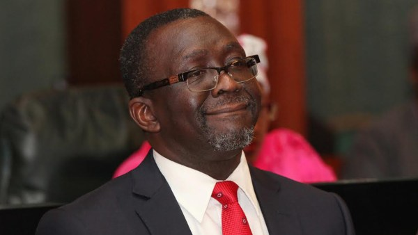 Dr Adeyemi Dipeolu, Special Adviser to the President on Economic Matters