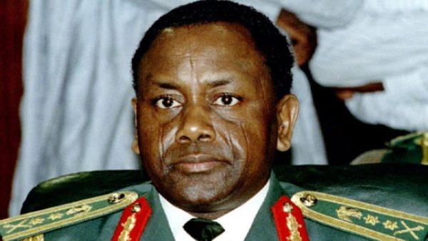 Gen. Sani Abacha