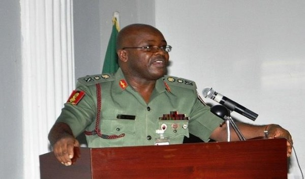 Retired Lt.-Gen. Oyeabo Ihejirika
