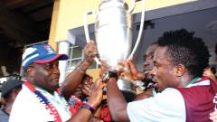 Image result for FC IfeanyiUbah to parade FA Cup trophy