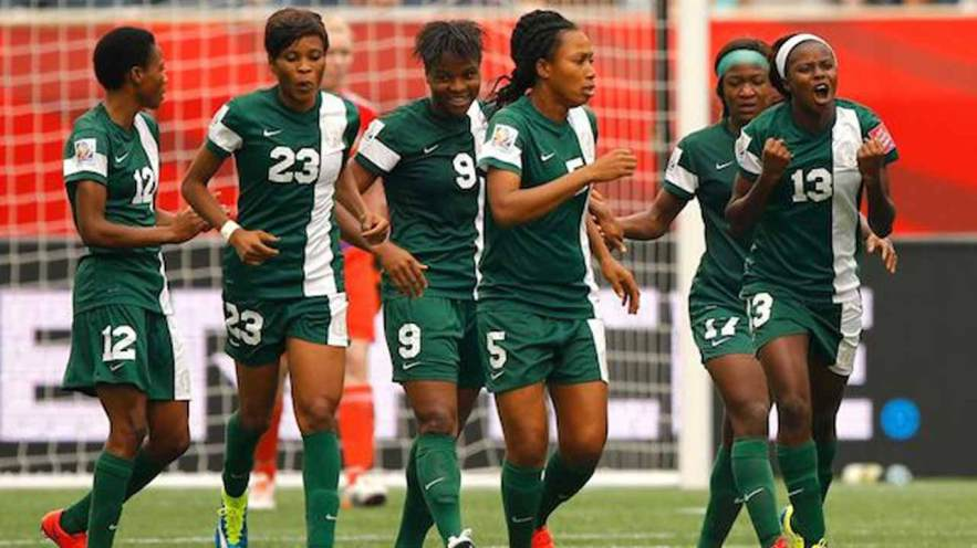 WHAT A COUNTRY!! NFF REPLIES BUHARI FOR INTERFERING INTO SUPER FALCON CASE