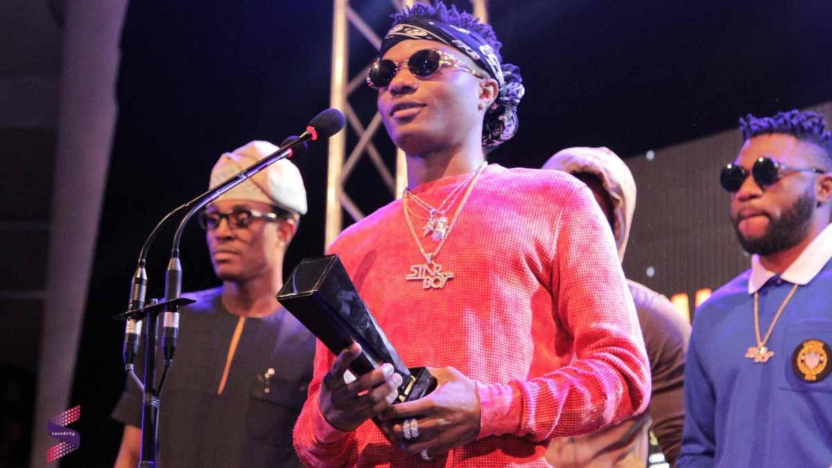 Image result for Wizkid, Yemi Alade named Africa's best at SoundCity MVP Awards Festival