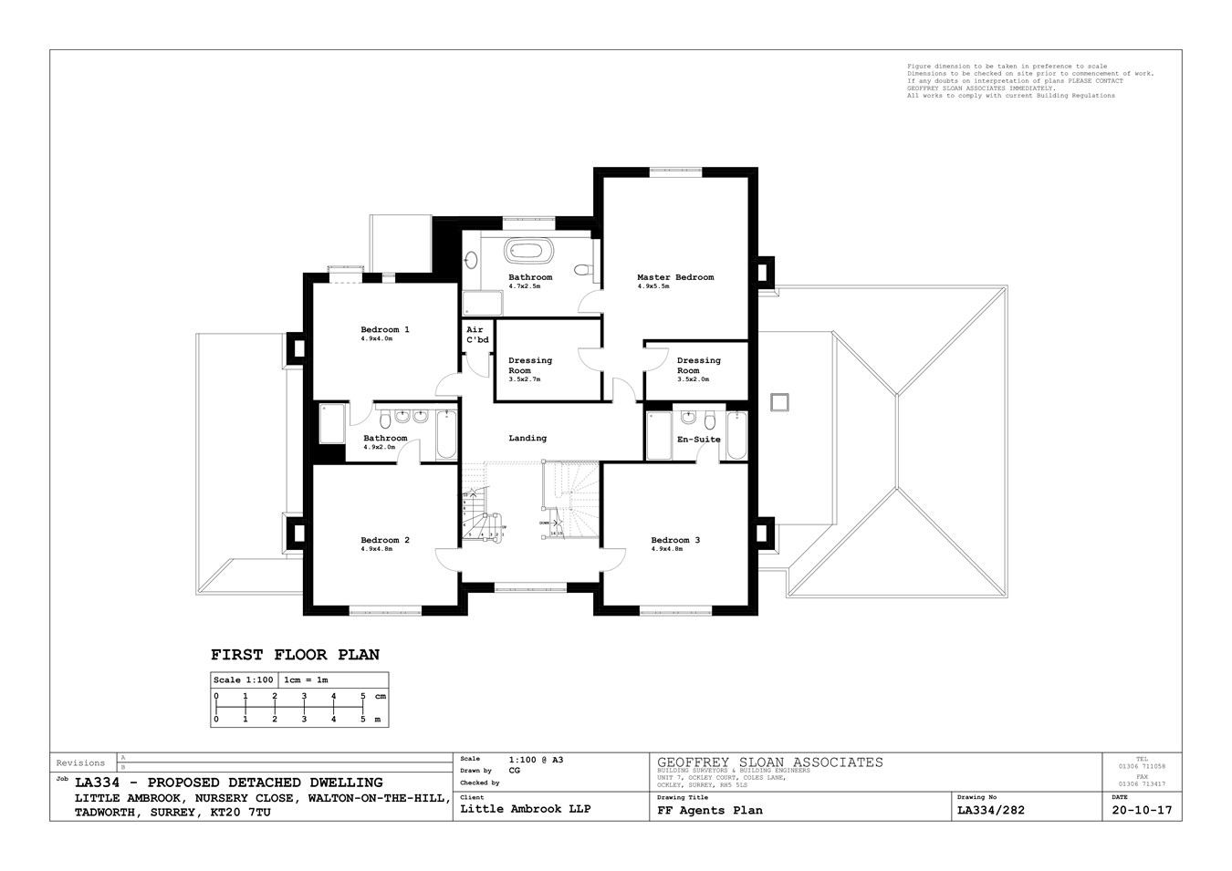 Plot For Sale In Walton On The Hill