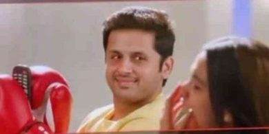 Watch: When Nithiin 'PUNCHED' Keerthy Suresh For Real