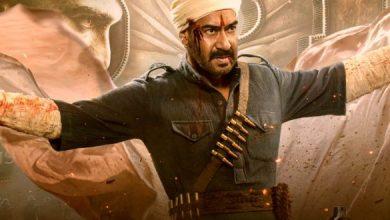#RRR: Ajay Devgn In A Never Before Avatar