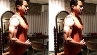 Age Reversal? Check Out AK's Stunning Workout Pic