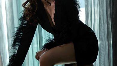 Pic: Raai Laxmi's Ultra Glam Treat In Black Blazer