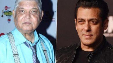 Veteran Music Composer Passes Away, Salman Khan Mourns