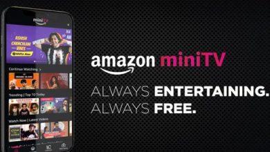 Amazon miniTV: Watch Free Content Here