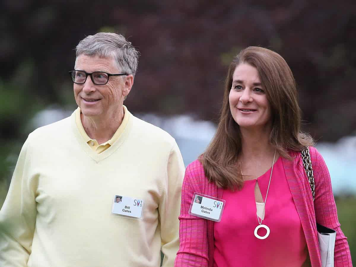 Bill Gates Known For 'Womanizing,' Naked Pool Parties - Biographer Claims -  Gulte Bill Gates