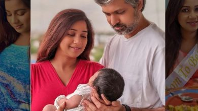 Shreya Ghoshal Shares Her Son's Pic For The First Time