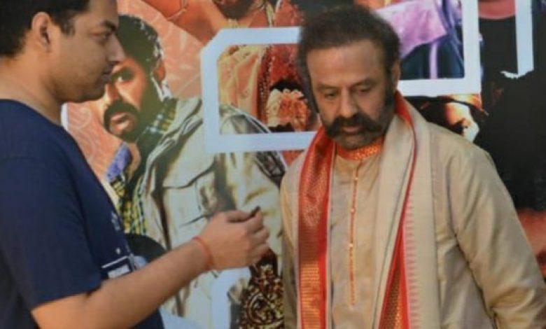 Balakrishna To Direct Mokshagna's Debut, 'Aditya 999'