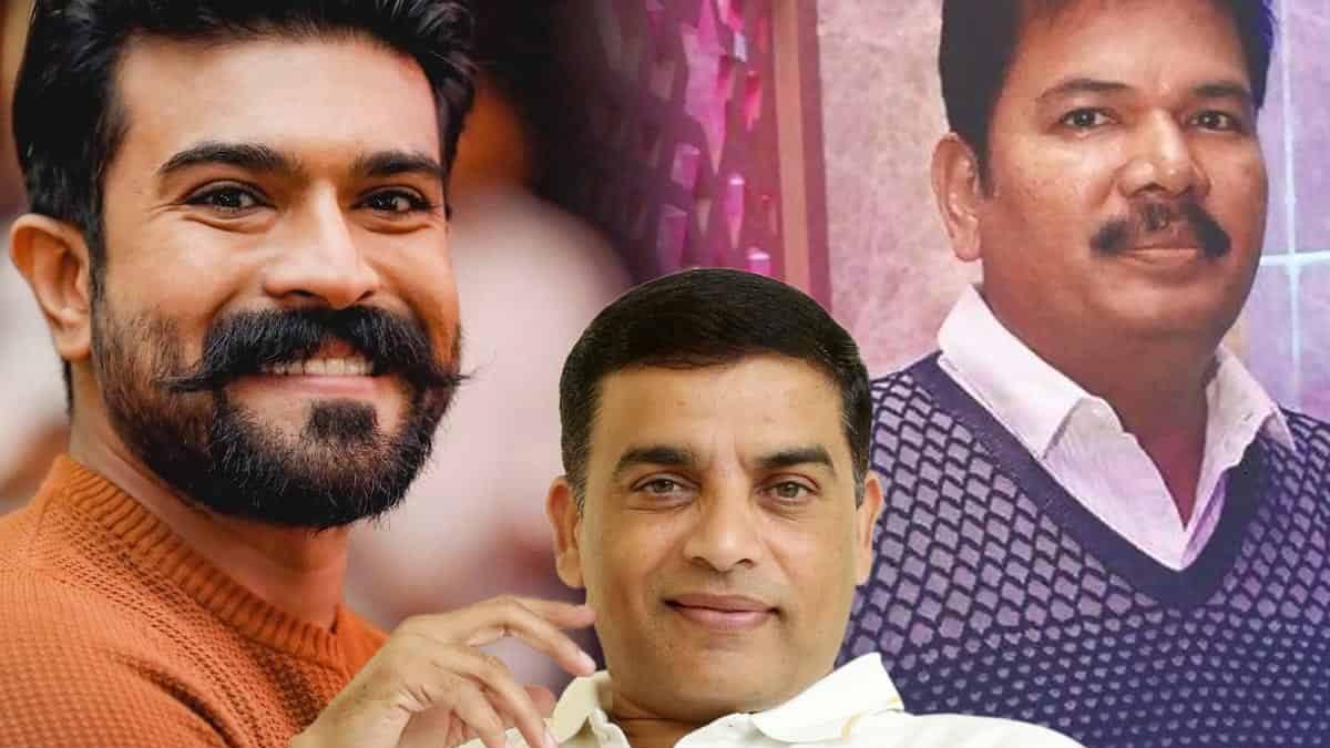 Talk of the Town: Shankar Meets Ram Charan & Dil Raju - Shankar Dil Raju  Ram Charan