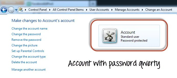How to crack password of an Application