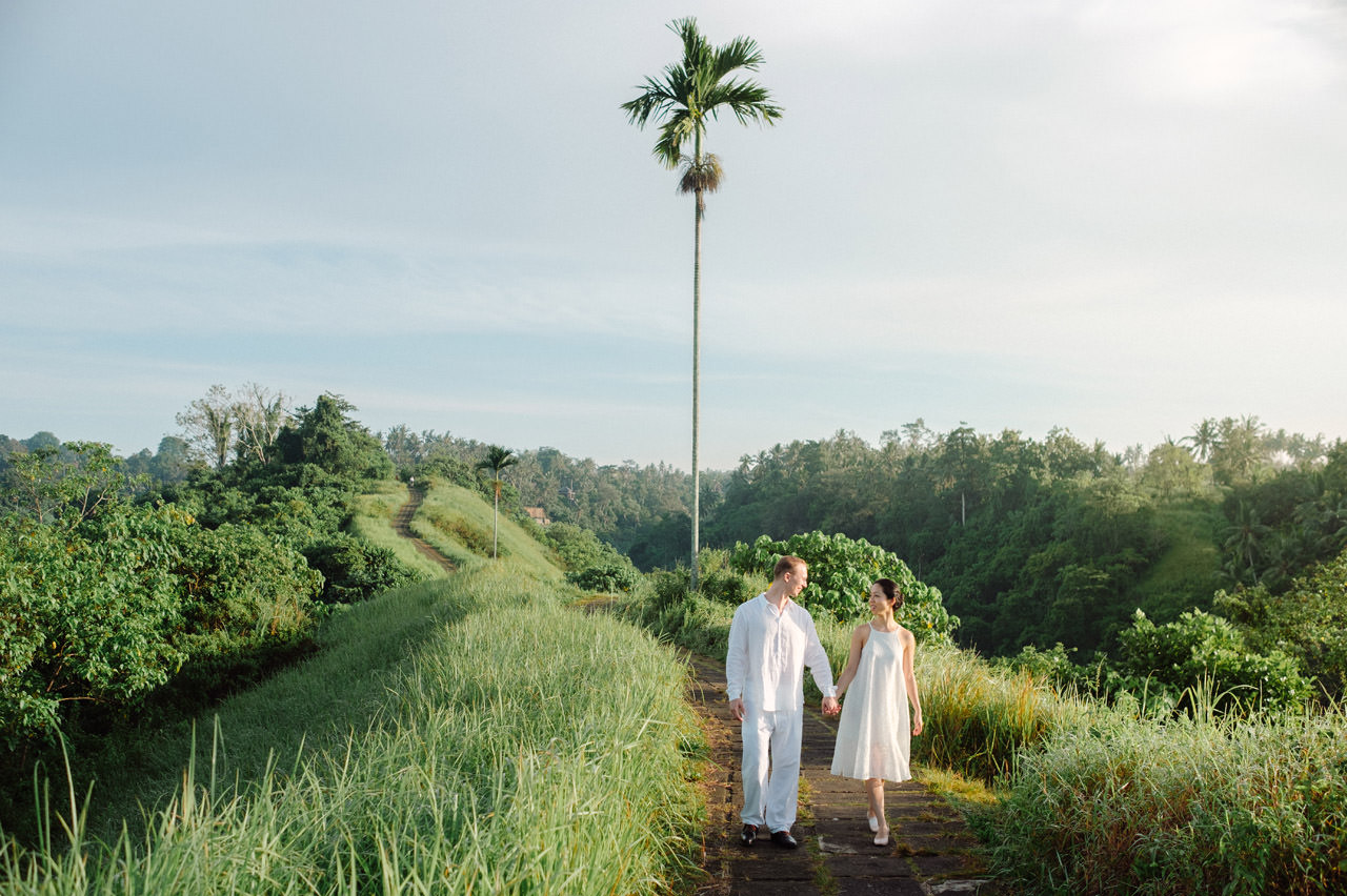 Kai  Mag Bali Pre Wedding Photography in Ubud  Gusmank