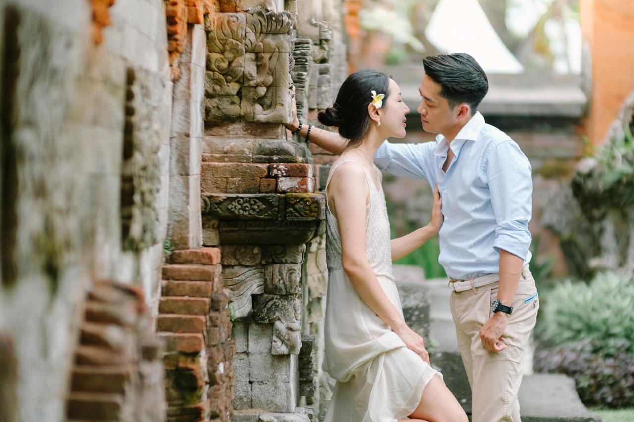 Semin  Ju Won Romantic Bali Pre Wedding Photography