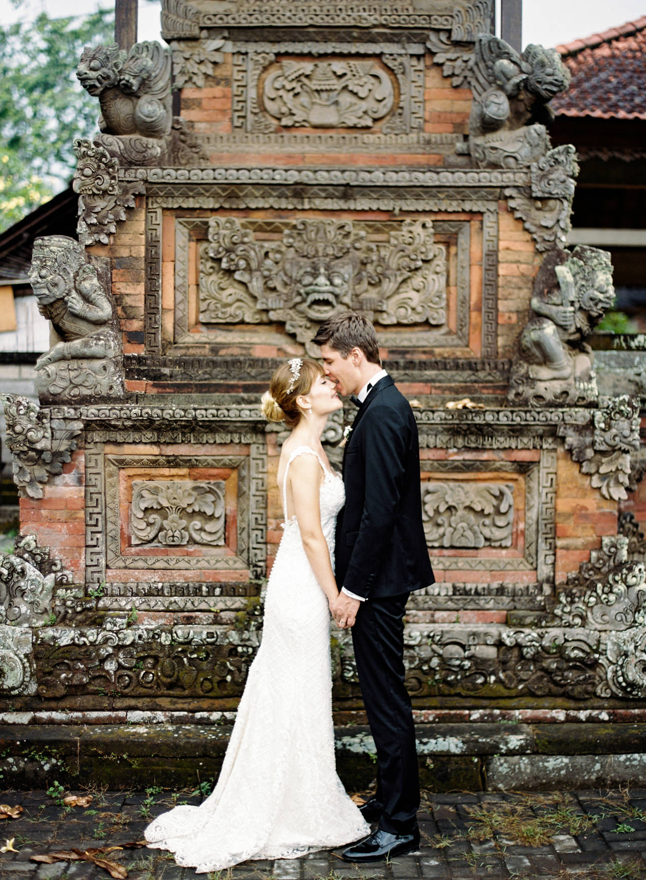 Bali Fine Art Film Photography By Gusmank Wedding Photography