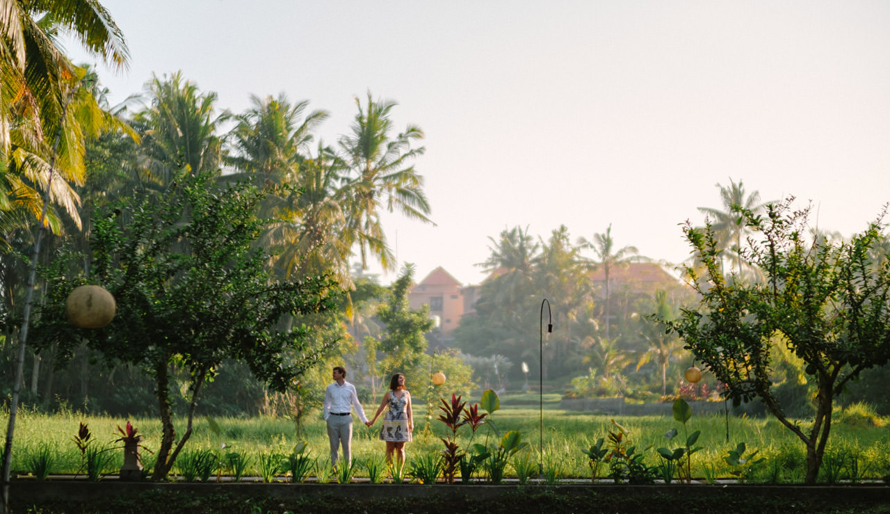 AM Engagement Photography in Ubud Bali  Gusmank