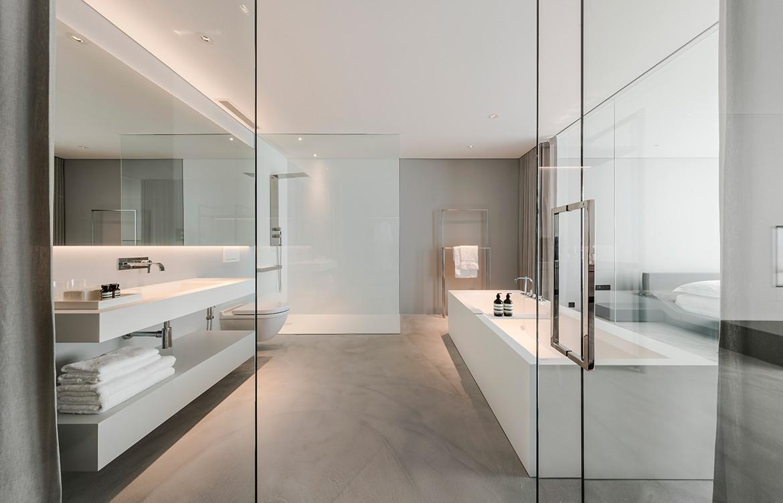 Inspiring Hotel Bathroom Design Ideas Habitus Living