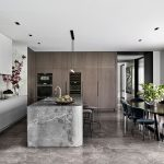An Award Winning Contemporary Kitchen By Mim Design