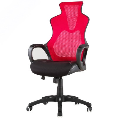 mesh gaming chair old fashioned rocking chairs office funiture tables inkagu j21 m102 black frame with red nylon backorder