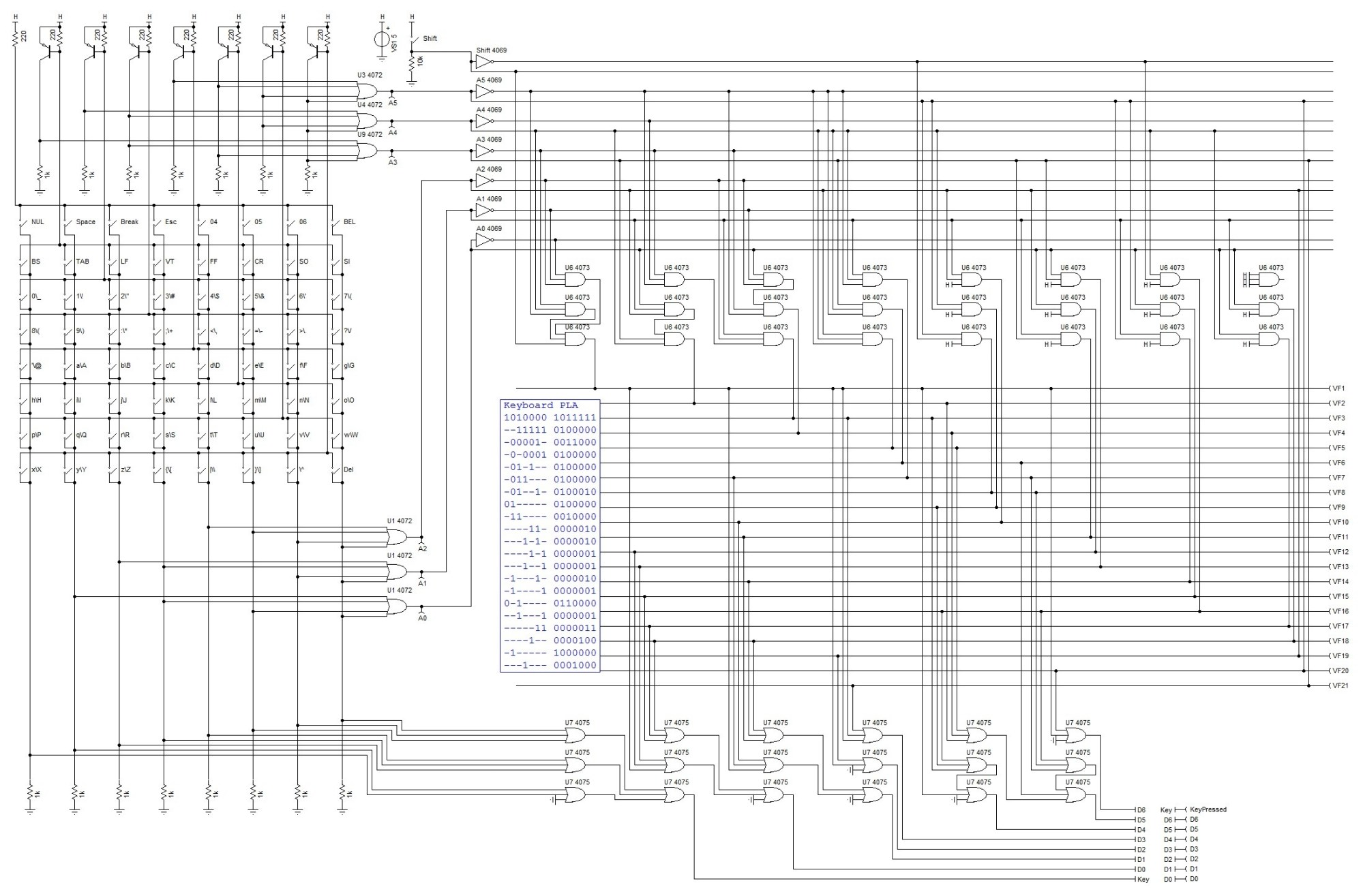 hight resolution of keyboard circuit diagram wiring diagram blogkeyboard circuit diagram wiring diagram inside usb keyboard circuit diagram datasheet