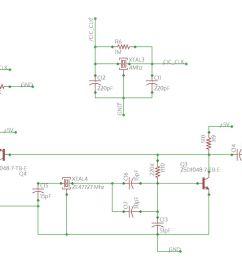 nes motherboard hackaday io nest wiring diagram fresh air clocksv1 jpg schematic [ 1196 x 849 Pixel ]