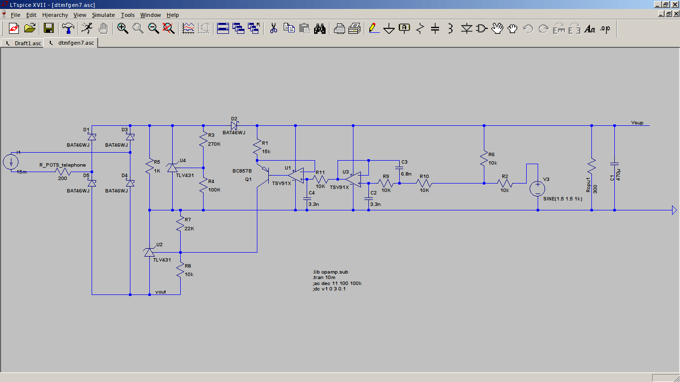 hight resolution of the schematic above couples dtmf to the telephone line
