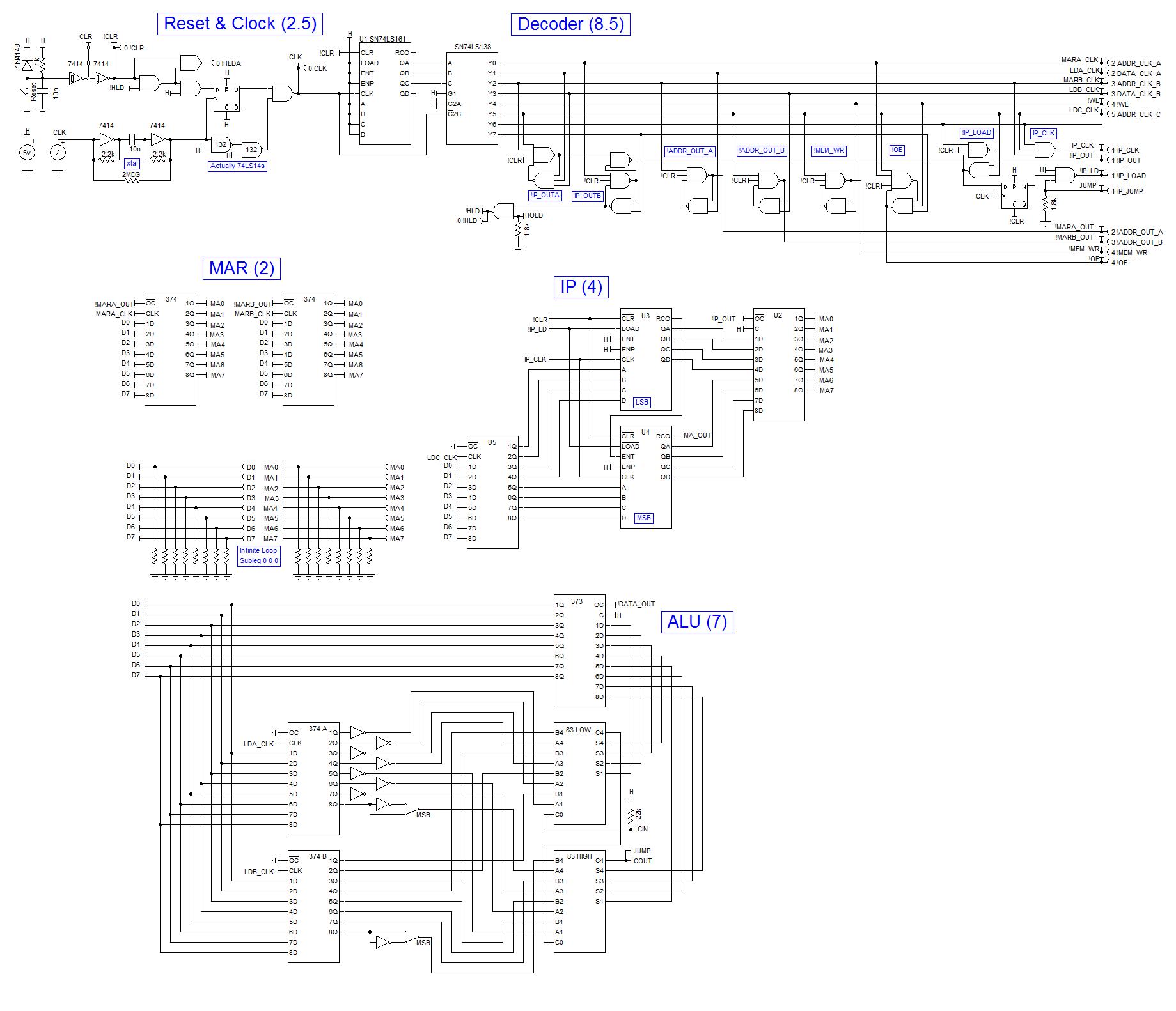 Schematic Updates