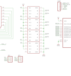 instead i wanted to use the cheap widely available l9110 a dual h bridge chip meant for motor control this would simplify component area wiring and  [ 2030 x 776 Pixel ]